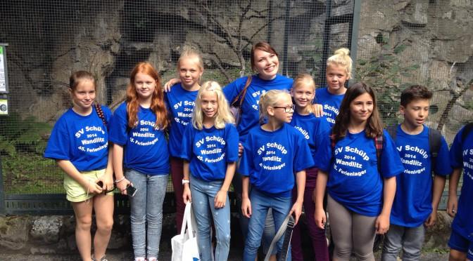 Ferienlager 2014 – wir erobern Berlin