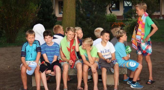 Ferienlager 2014 – Fotogalerie